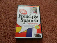 Teaching You French and Spanish