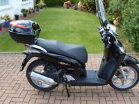 Honda SH 125 i Scooter for sale or P Ex for a 300cc + scooter