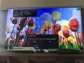 "Panasonic TX-58EX700B 58"" 2160p UHD LED LCD Internet TV RRP £900"
