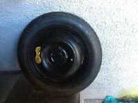 Mini one spare wheel new