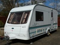 coachman 2 berth caravan
