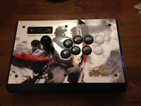 Mad Catz Super Street Fighter IV Arcade FightStick Tournament Edition S. PS3 and PS4.