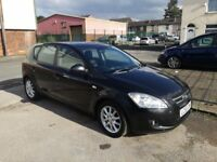 2008 (58 reg), KIA Cee'D 1.6 LS Hatchback 5dr Hatchback, £1,595 p/x welcome