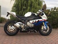 2010 BMW S1000RR SPORT 3500 miles with nice extras