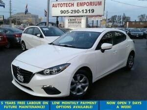 2015 Mazda MAZDA3 SPORT Auto Prl White Bluetooth/All Power &GPS*