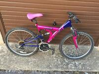 Emmelle Avenger Ladies Bike. Serviced, Free Lock/Lights/Delivery.