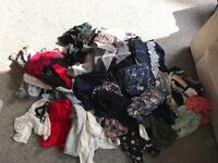 Women's clothes bundle size 6 and 8