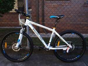 Sell new high quality yellow colour ALLOY VORLAD MTB/diskbrakes New Farm Brisbane North East Preview