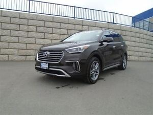 2017 Hyundai Santa Fe XL Limited AWD