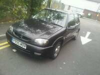 Saxo Vtr. 6 months mot start and drive spair or repair
