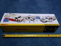 Dinky toys police gift set 297 in repro box