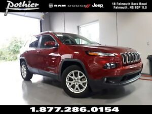 2015 Jeep Cherokee North | EXTENDED WARRANTY | UCONNECT | KEYLES