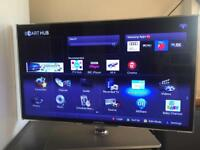 """32"""" full HD 1080p smart 3D LED TV with 200hz clear motion rate"""