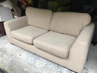 SOFA USED BUT LOADS OF LIFE LEFT