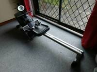 York fitness R700 magAir resistance digital rowing machine
