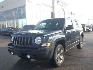 2015 Jeep Patriot High Altitude - Leather - P.sunroof - 4x4