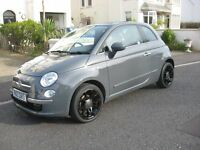 stunning low mileage fiat 500 lounge sport special order