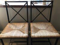 IKEA Dining Room Chairs x2