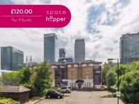 Car park space near Poplar DLR Station and Canary Wharf (ID 4015)