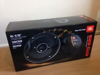 JBL GTO 629 (60W) pair. Two-way car audio loudspeaker