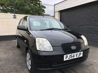 Kia Picanto Gs 2004 1.0 petrol, 10 Months Mot, only £30 per year road tax