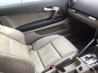Audi A3 8P Complete leather interior