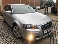 2005 AUDI A3 2.0 DIESEL ONLY £2190