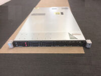 HP ProLiant DL360p Gen8 | 2X Intel XEON E5-2620 V2 | 64GB RAM | 1U Server