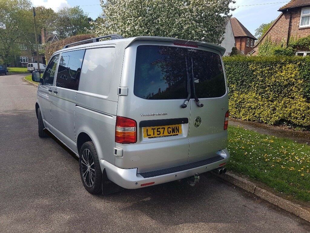 0b22ccd0242ace T30 Tdi 6 SPEED DSG AUTOMATIC SWB 2007 VW TRANSPORTER FOR SALE