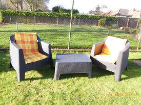 Keter garden set