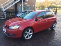 2010 Volkswagen Golf Tdi fsh fully loaded bargain swap or px (Leon a4 Jetta Passat BMW c220 a4 gti)