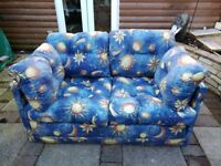 Children's bed settee. Good condition. £20.00.