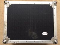1 X Protex Turntable Flight Case. Suitable For Technics 1200 / 1210