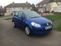 Suzuki SX4 mint condtion 56 plate low millig