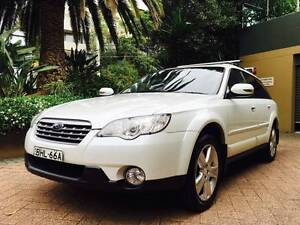 2008 Subaru Outback - AWD - 2.5i  Premium Pack Manly Manly Area Preview