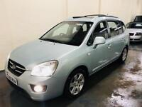 Kia carens 2.0 crdi ls 7 seater in stunning condition 1 owner full service history mot October 18