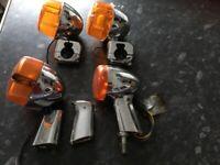 Harley Davidson lights ( as in photo )....
