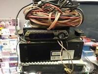 SONY/ Kenwood Car audio equipment. Radio/cd changer/amplifier
