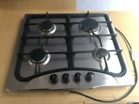 Gas hob with piezo,good working order, very clean