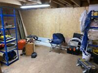 Workshop / Storage Units Available