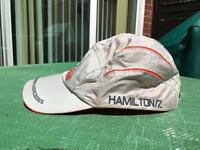 Lewis Hamilton McLaren Mercedes Cap (children's)