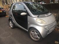 Lovely Smart Car 2003. £599. Part Ex welcome.