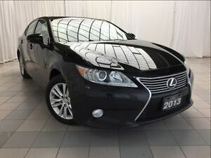 2013 Lexus ES 350 Luxury Package: 1 Owner, Navigation.