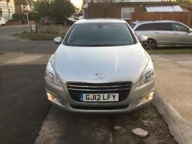 Peugeot 508 New Clutch (can be registered as PCO)