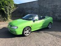2001 Renault Megane Convertible Dynamique+, One Of A Kind, Service History, Top Spec, £995