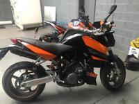 Ktm990 superduke swap for ktm adventure will add cash for right bike