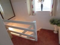House in Bearsted. 2 double plus one single bed. Fully Furnished with garden.