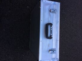 Aluminium case 536x431x190mm