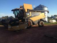 (Reduced Price) combine, Header and wagon for sale
