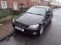Cheap lexus is200 10 month test low miles. Most history £650